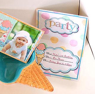 Katie's Birthday Invite - Inside
