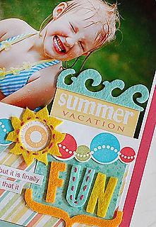Summer Fun - Detail