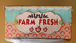 Farm Fresh Apple Box