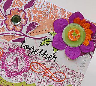 Together Always Card Detail