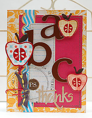 ABC Teacher Card