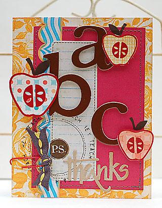 ABC Teacher Card