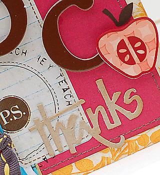 ABC Teacher Card-Detail