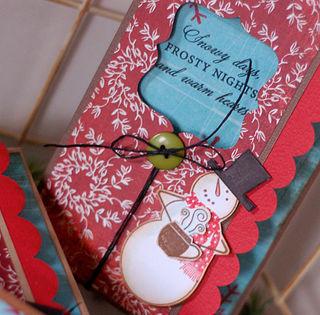 Snowman cocoa wraps-detail1