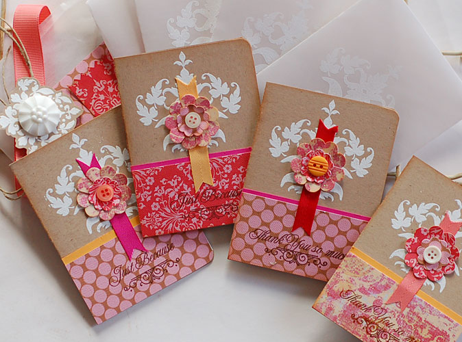 Damask-Notes-cards