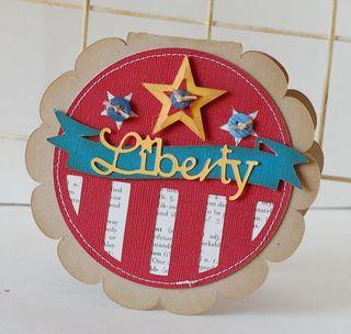 Liberty-Card