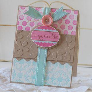 Hi-ya-Cookie-Card