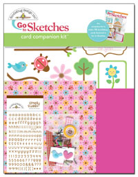 Doodlebug card kit