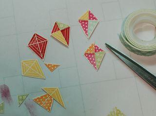 Paper-pieced-kites