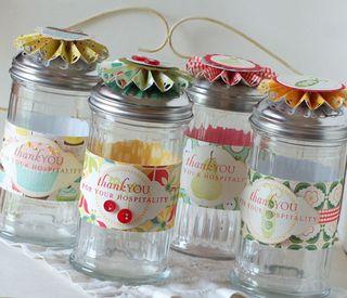 Hospitality-jars