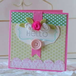 Hello-rosebud-card