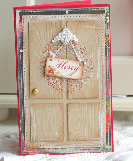 Merry-Door-Card