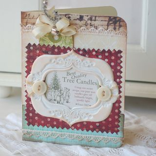 Vintage-Candles-Card