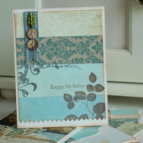 Birthday-scraps
