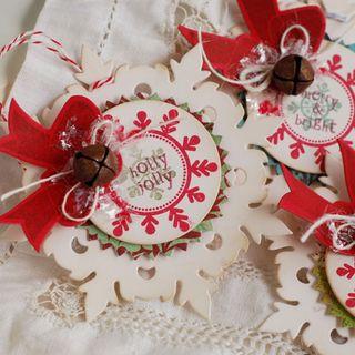 Snowflake-tags