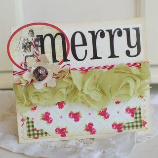 Merry-Card