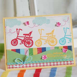 Welcome-Spring-Card