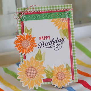 Sunflower-Birthday