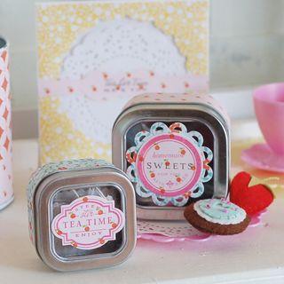 Tea-tins