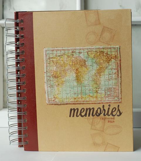 Memories-Travel-Album