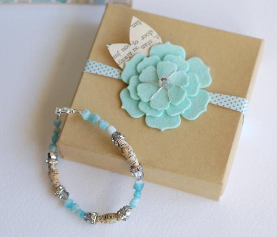 Bead-box-bracelet
