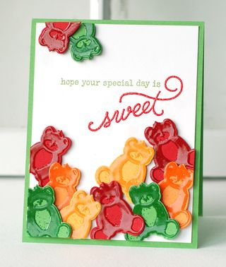 Sweet-Gummi-Bears
