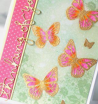 Crayon-butterflies