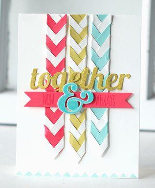 Paper-braids