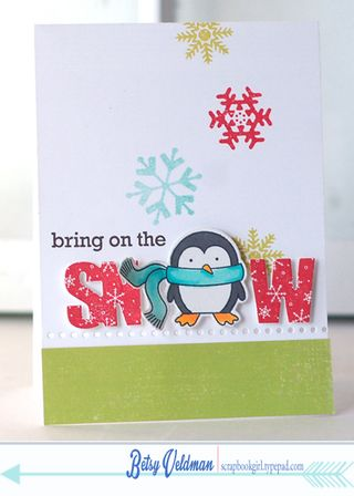 Snow-Penguin