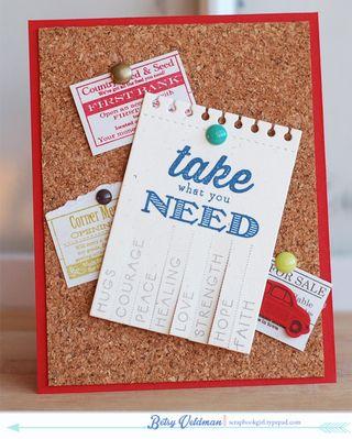 Take-what-you-need
