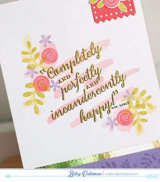 Completely Happy dtl