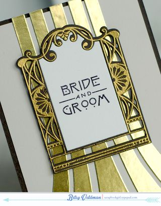 Gatsby bride groom dtl