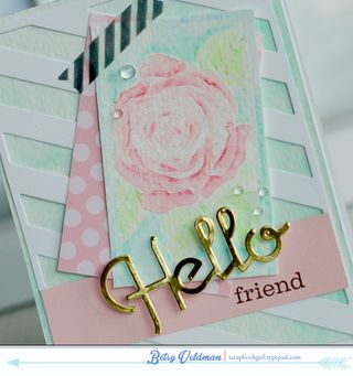 Hello watercolor dtl2