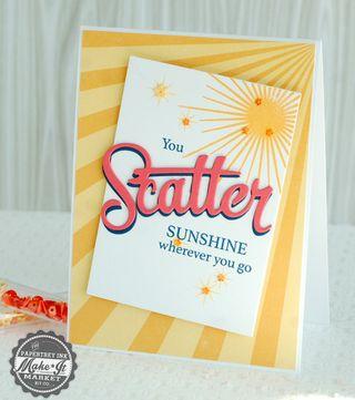 Scatter Sunshine Simple1