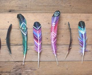 Feather inspiration