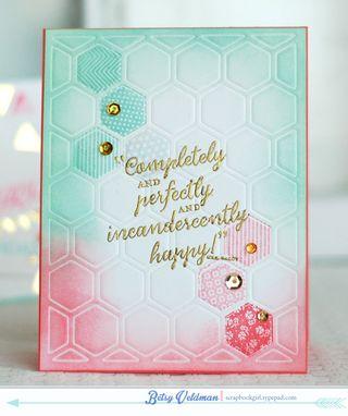 Hexagon Happy