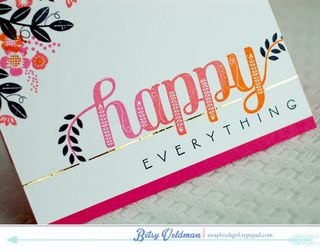 Happy everything dtl