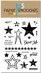 Seeing stars stamps