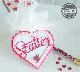 Scatter Love Tag