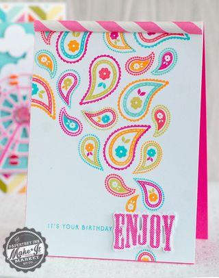 Paisley-Enjoy