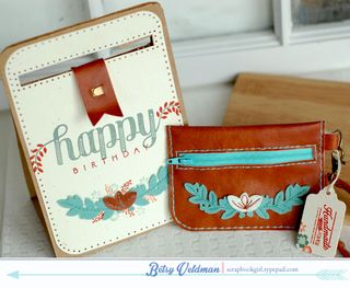 Coin purse set