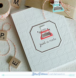 Desktop Letterpress Set7