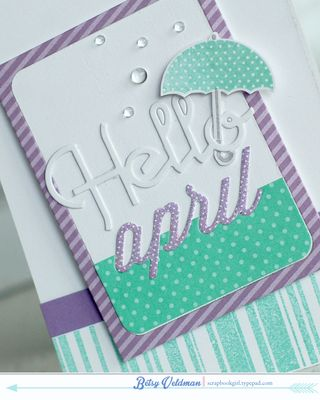 Hello april dtl