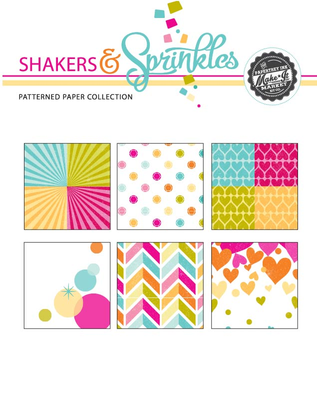 Shakers & Sprinkles Cover