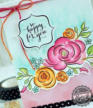 Watercolor-Happy