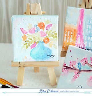 Vase-Canvas