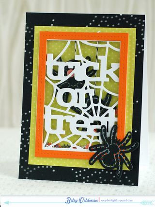 Trick-or-Treat-spiders