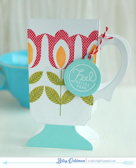 Cuppa-Shaped