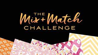 Mix-match-challenge