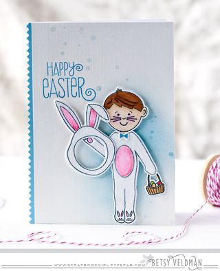 Easter-boy
